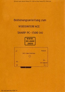 IWS user manual