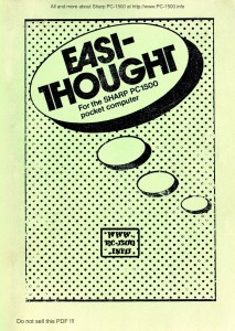 EASI-THOUGHT-Cover